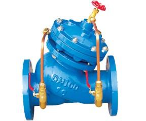 多功能隔膜式水泵控制阀JD745X
