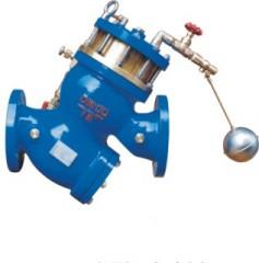 过滤活塞式浮球阀YQ98003