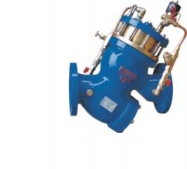 过滤活塞式电磁控制阀YQ98006